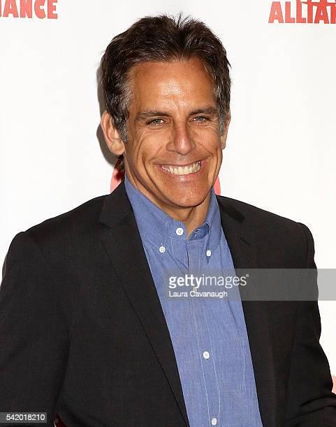 Ben Stiller attends 2016 Off Broadway Alliance Awards at Sardi's on June 21 2016 in New York City