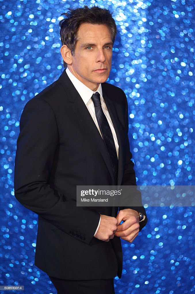 Ben Stiller attends a London Fan Screening of the Paramount Pictures film 'Zoolander No. 2' at Empire Leicester Square on February 4, 2016 in London, England.