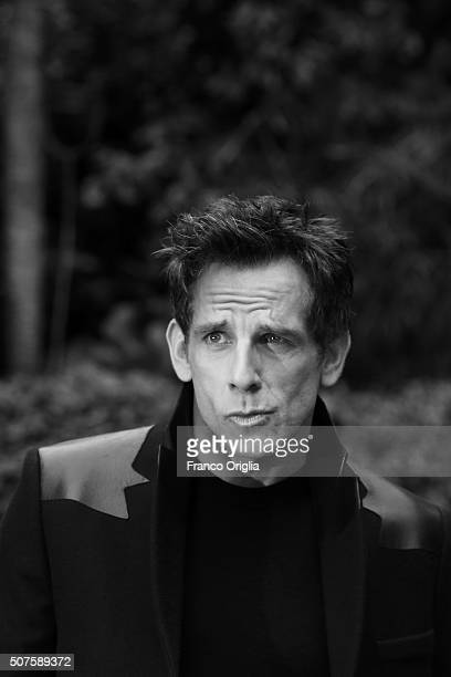Ben Stiller attends a photocall for 'Zoolander No 2' on January 30 2016 in Rome Italy