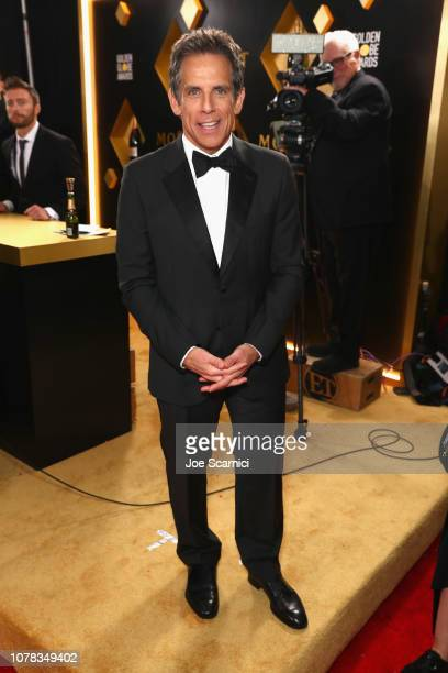 Ben Stiller attends Moet Chandon at The 76th Annual Golden Globe Awards at The Beverly Hilton Hotel on January 6 2019 in Beverly Hills California