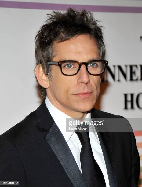 Ben Stiller attends the 32nd Kennedy Center Honors at Kennedy Center Hall of States on December 6 2009 in Washington DC
