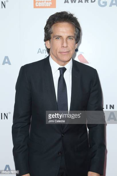 Ben Stiller attends the 44th Chaplin Award Gala at David Koch Theatre Lincoln Center on May 8 2017 in New York City