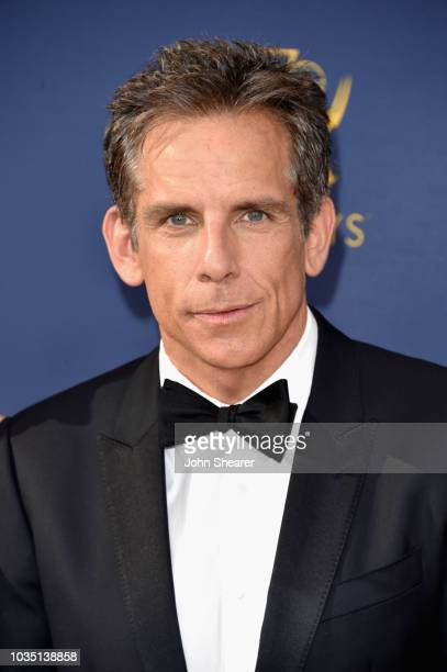 Ben Stiller attends the 70th Emmy Awards at Microsoft Theater on September 17 2018 in Los Angeles California