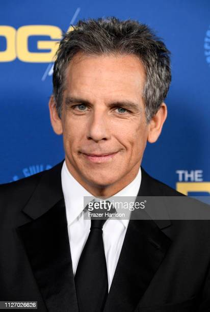 Ben Stiller attends the 71st Annual Directors Guild Of America Awards at The Ray Dolby Ballroom at Hollywood Highland Center on February 02 2019 in...