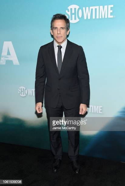 Ben Stiller attends the Escape At Dannemora New York Series Premiere at Alice Tully Hall Lincoln Center on November 14 2018 in New York City