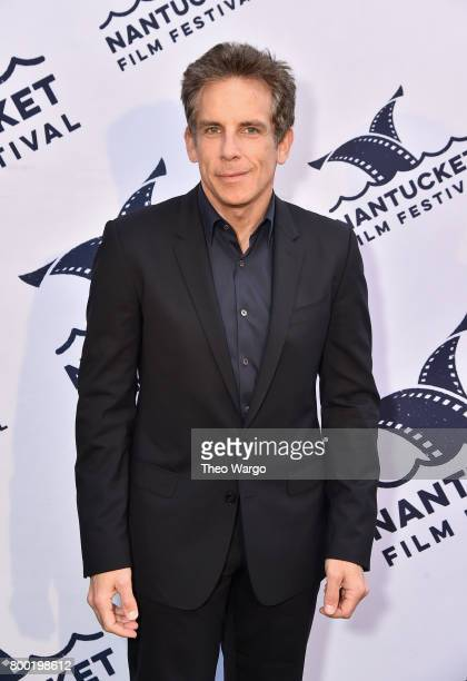 Ben Stiller attends the Screenwriters Tribute during the 2017 Nantucket Film Festival Day 3 on June 23 2017 in Nantucket Massachusetts