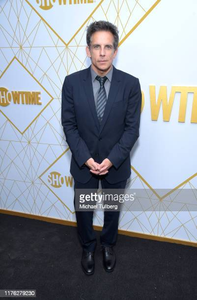 Ben Stiller attends the Showtime Emmy Eve nominees celebration at San Vincente Bungalows on September 21, 2019 in West Hollywood, California.