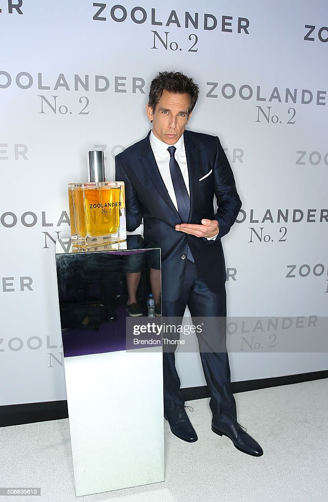 Ben Stiller attends the Sydney Fan Screening Event of the Paramount Pictures film 'Zoolander No. 2' at the State Theatre on January 26, 2016 in Sydney, Australia.