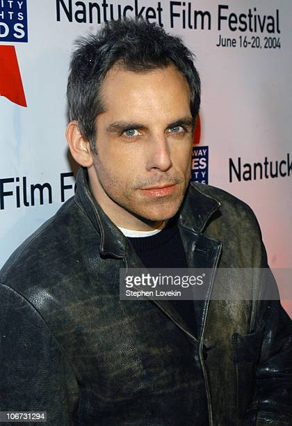 Ben Stiller during Nantucket Film Festival With Broadway Cares/Equity Fights AIDS Host a Reading of The Original Screenplay Showstopper at SHOW...