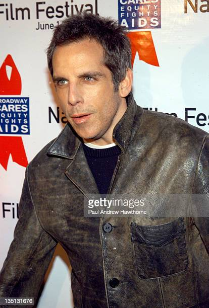 Ben Stiller during Nantucket Film Festival with Broadway Cares/Equity Fights Aidsv Host Reading of Original Screenplay Showstopper at Show Nightclub...