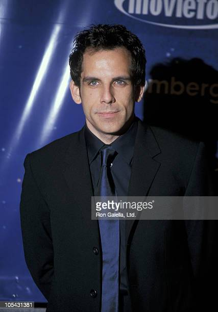 Ben Stiller during Project ALS Tomorrow is Tonight Benefit September 27 1999 at Hammerstein Ballroom in New York City New York United States