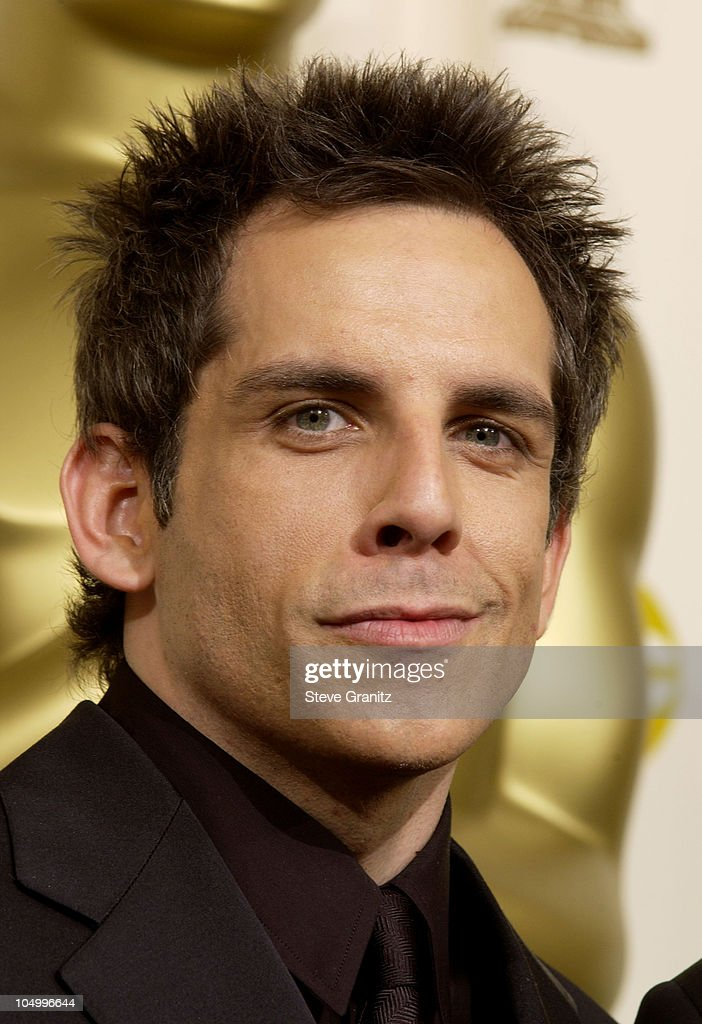 Ben Stiller during The 74th Annual Academy Awards - Press Room at Kodak Theater in Hollywood, California, United States.