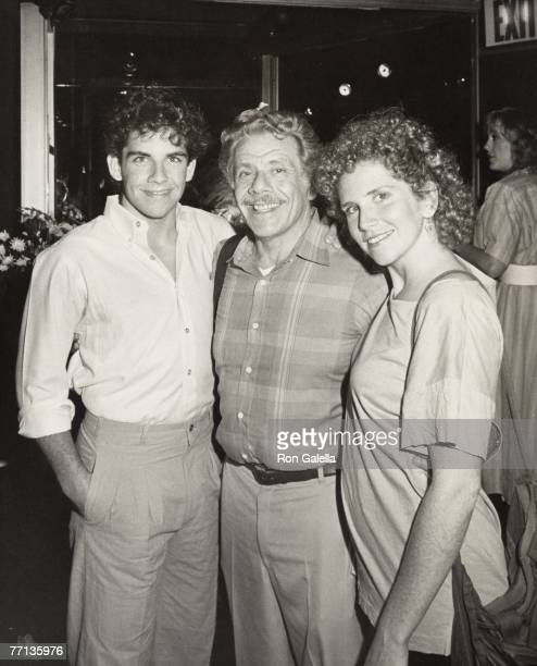 Ben Stiller Jerry Stiller and Amy Stiller