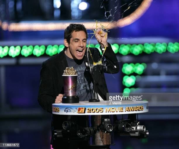 Ben Stiller winner of Best Villain for 'Dodgeball