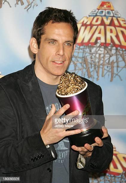Ben Stiller wins the award for Best Villan in Dodgeball A True Underdog Story