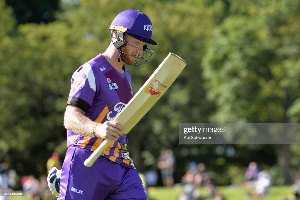 Supersmash T20 - Canterbury Kings v Otago Volts