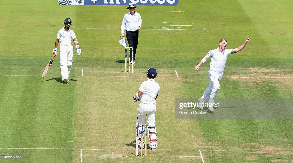 England v India: 2nd Investec Test - Day One