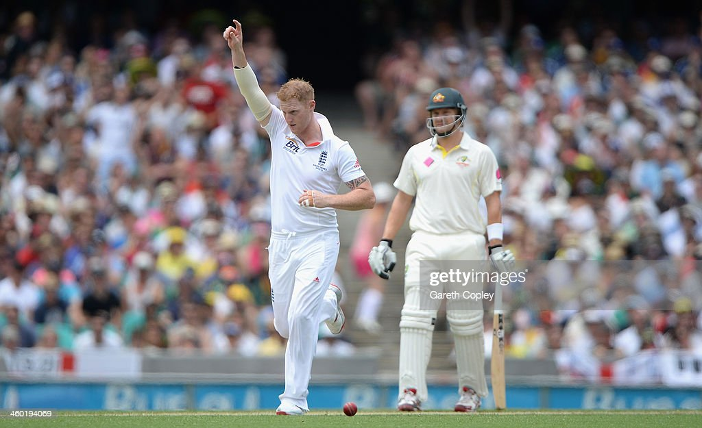 Australia v England - Fifth Test: Day 1 : News Photo