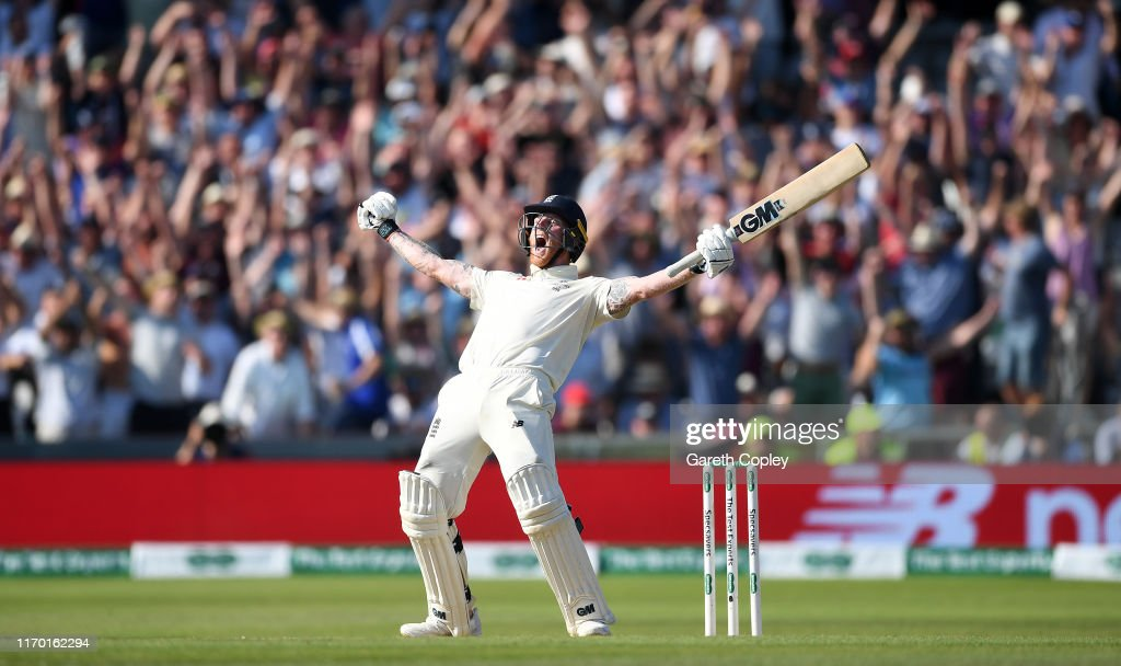 England v Australia - 3rd Specsavers Ashes Test: Day Four : News Photo