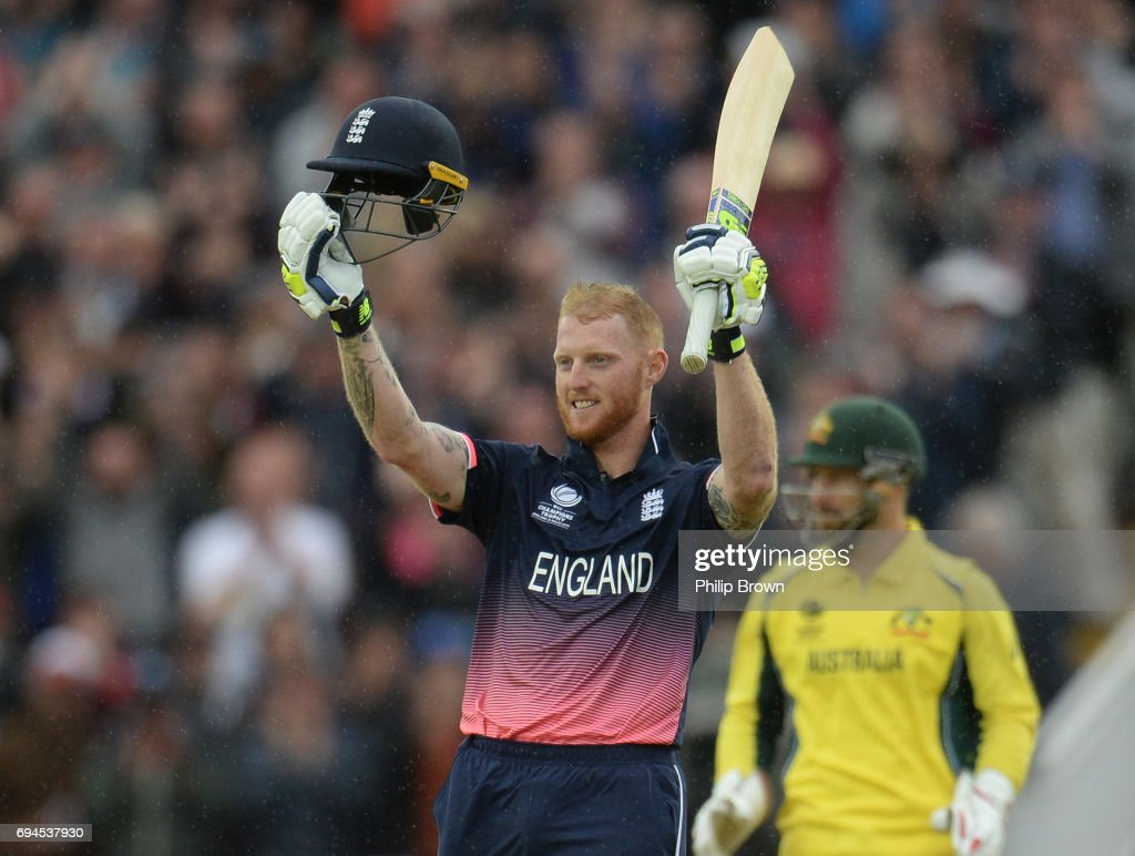 England v Australia - ICC Champions Trophy : News Photo