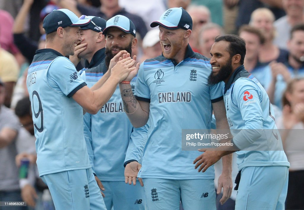 England v South Africa - ICC Cricket World Cup 2019 : News Photo