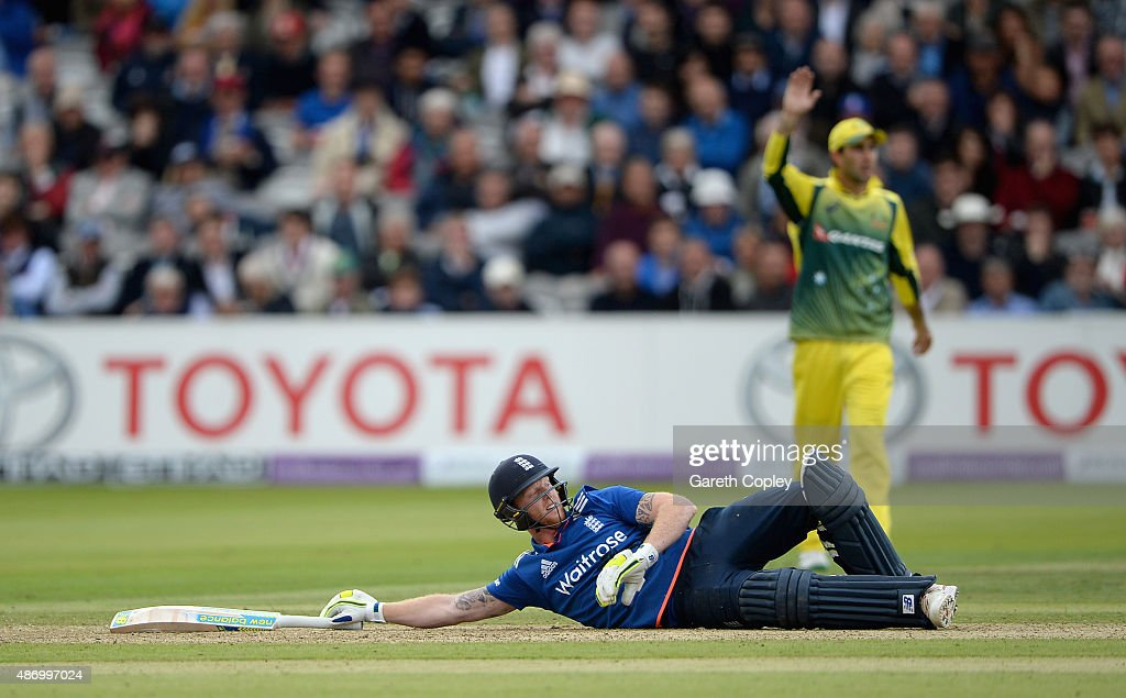 England v Australia - 2nd Royal London One-Day Series 2015 : News Photo