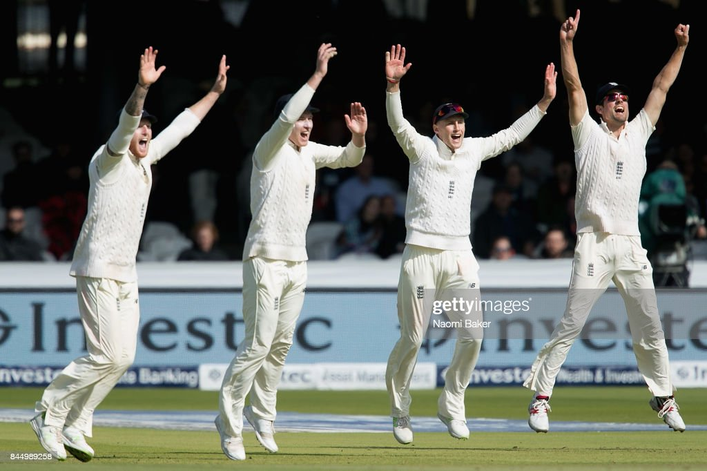 England v West Indies - 3rd Investec Test: Day Three : News Photo