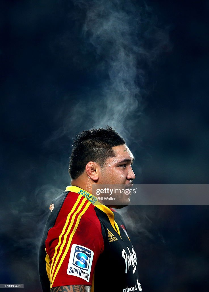Super Rugby Rd 20 - Blues v Chiefs