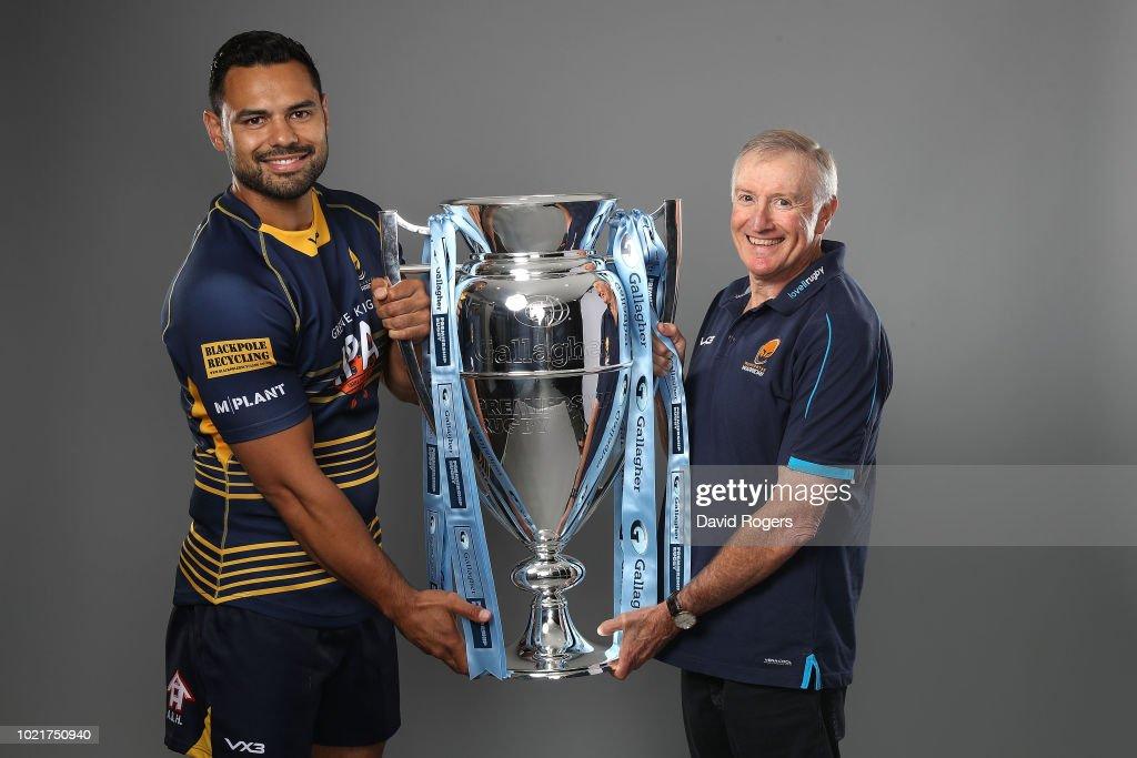 Gallagher Premiership Rugby 2018-19 Season Launch : News Photo