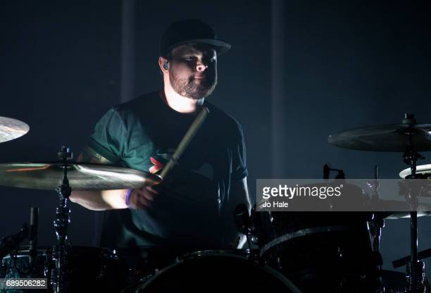 Ben Thatcher of the band Royal Blood performs on stage on Day 2 of BBC Radio 1's Big Weekend 2017 at Burton Constable Hall on May 28 2017 in Hull...