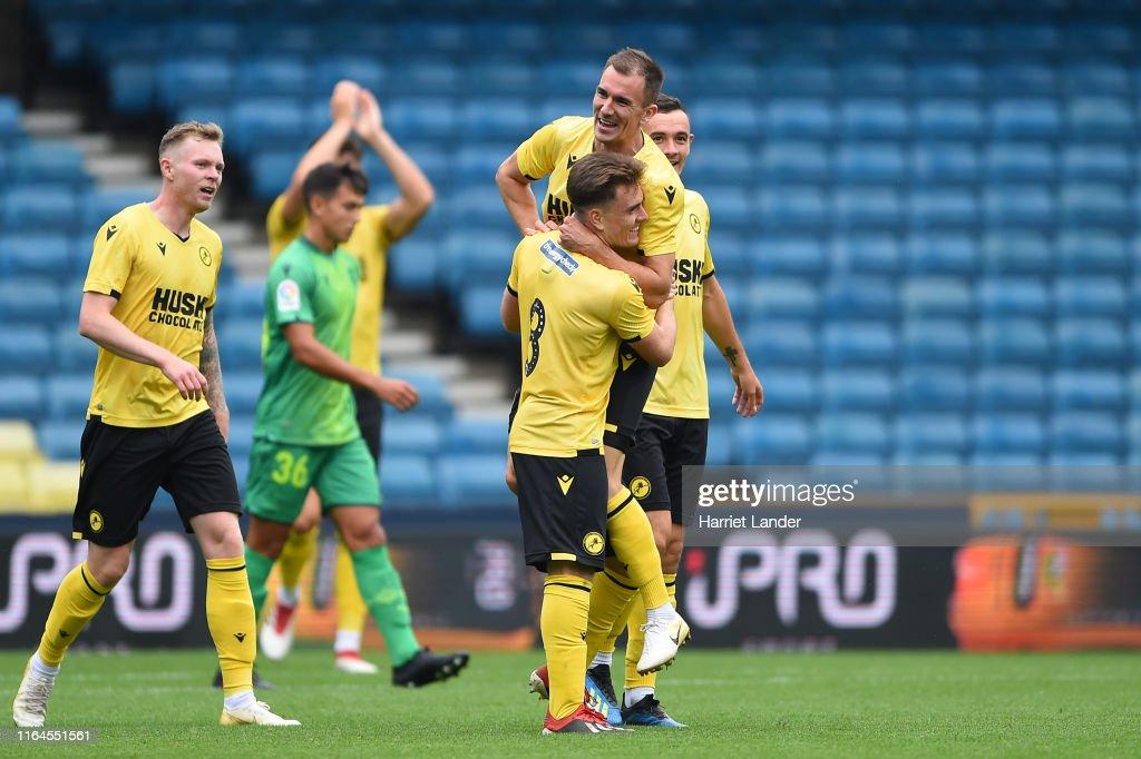 Millwall vs Real Sociedad - Pre-Season Friendly : News Photo