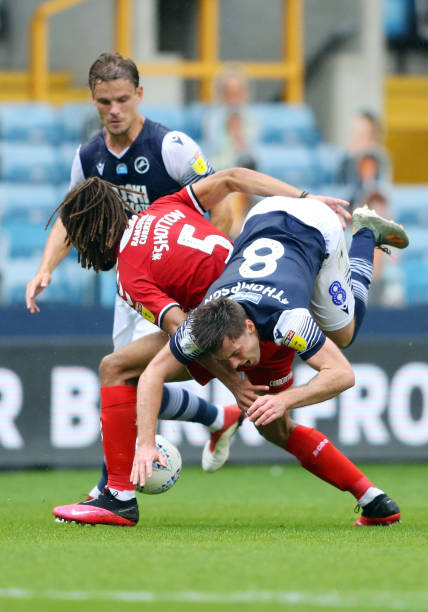 GBR: Millwall v Middlesbrough - Sky Bet Championship