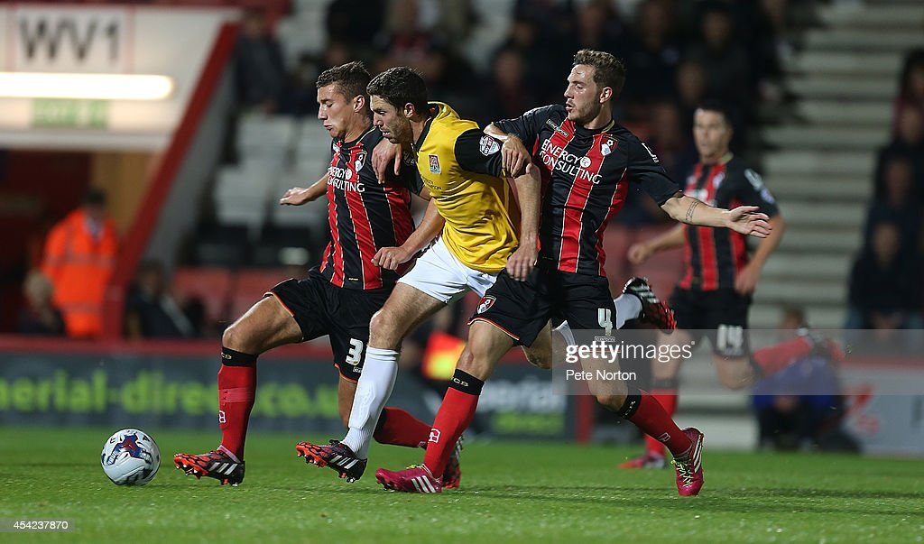 AFC Bournemouth v Northampton Town - Capital One Cup Second Round