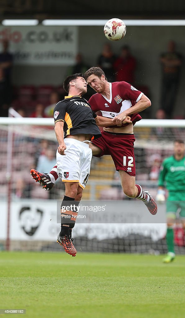 Northampton Town v Exeter City - Sky Bet League Two