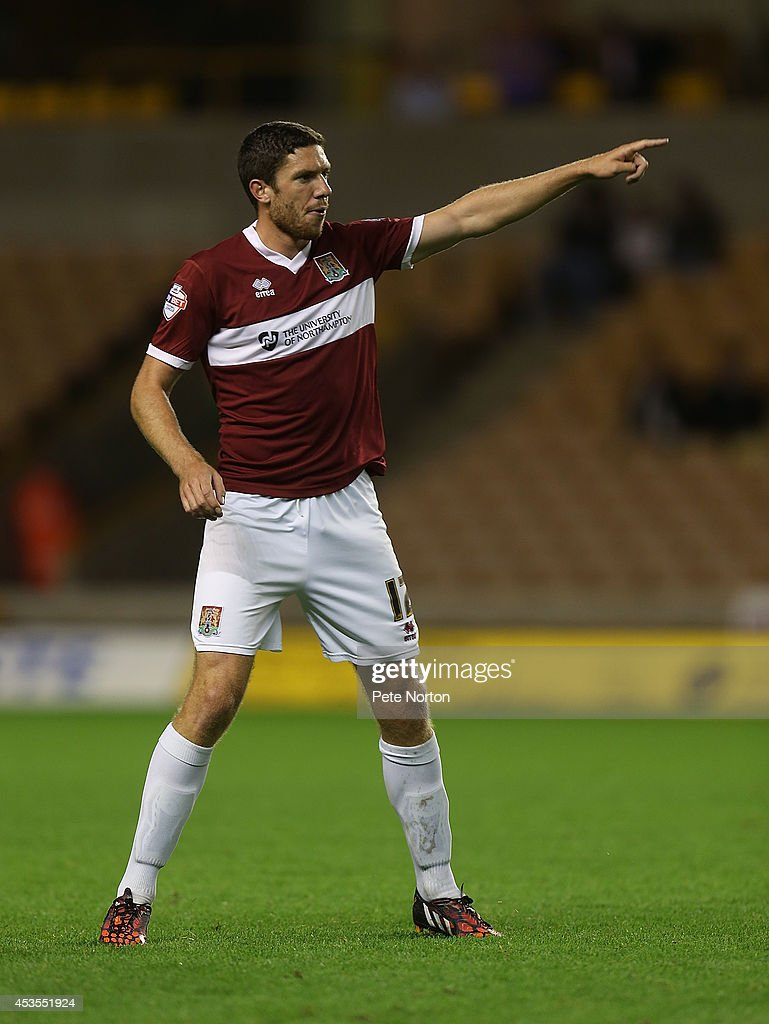 Wolverhampton Wanderers v Northampton Town - Capital One Cup First Round