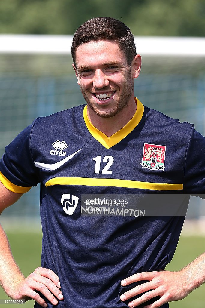 Northampton Town FC In Croatia For Pre-Season Training