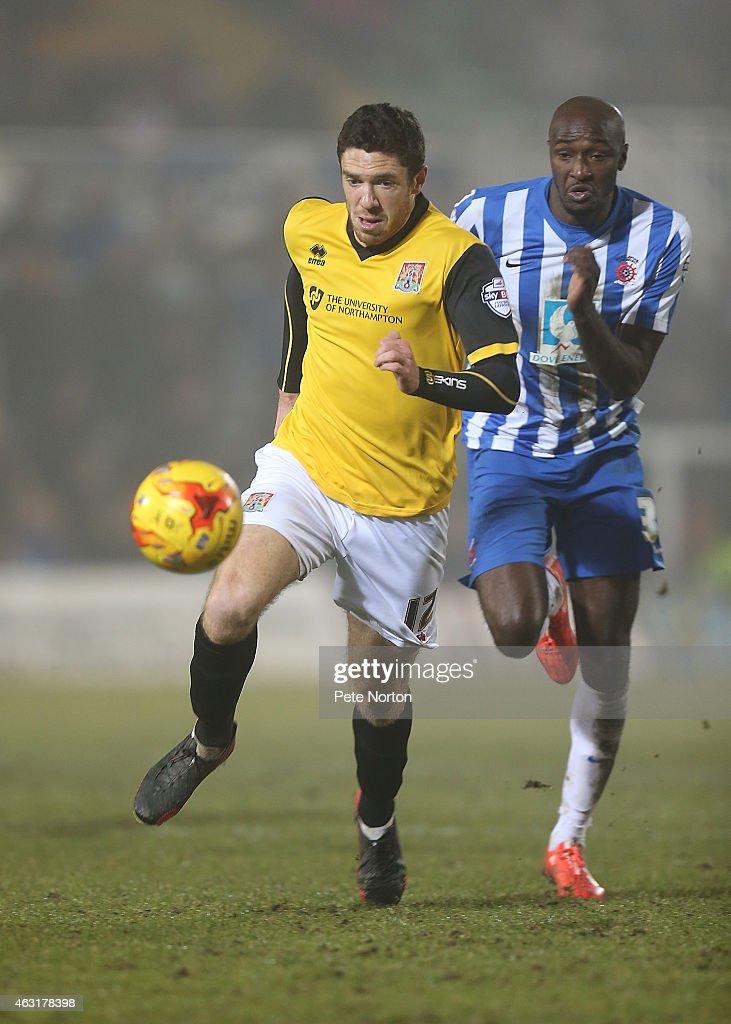Hartlepool United v Northampton Town - Sky Bet League Two