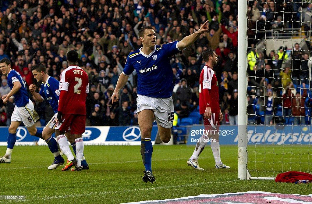 Cardiff City v Middlesbrough - npower Championship : News Photo