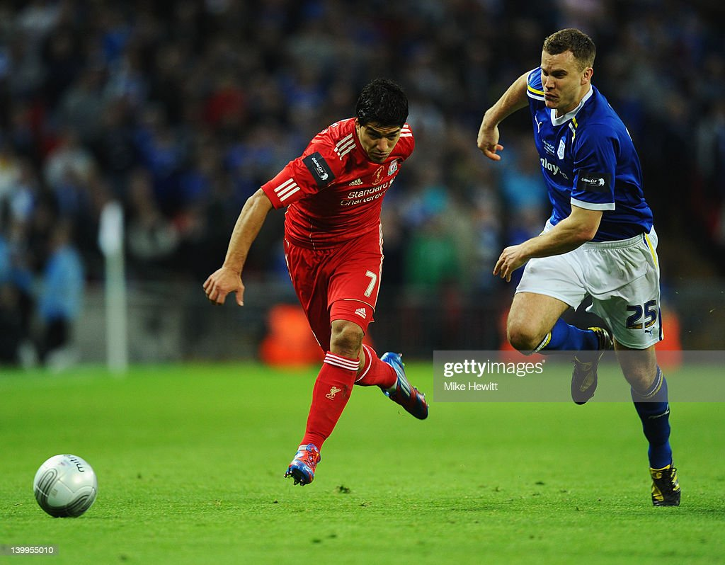 Liverpool v Cardiff City - Carling Cup Final : News Photo
