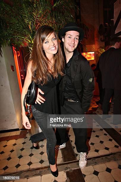 Ben Und Kate Hall Beim TCom Medientreff Im EWerk Am Rande Der Ifa In Berlin Am 310806