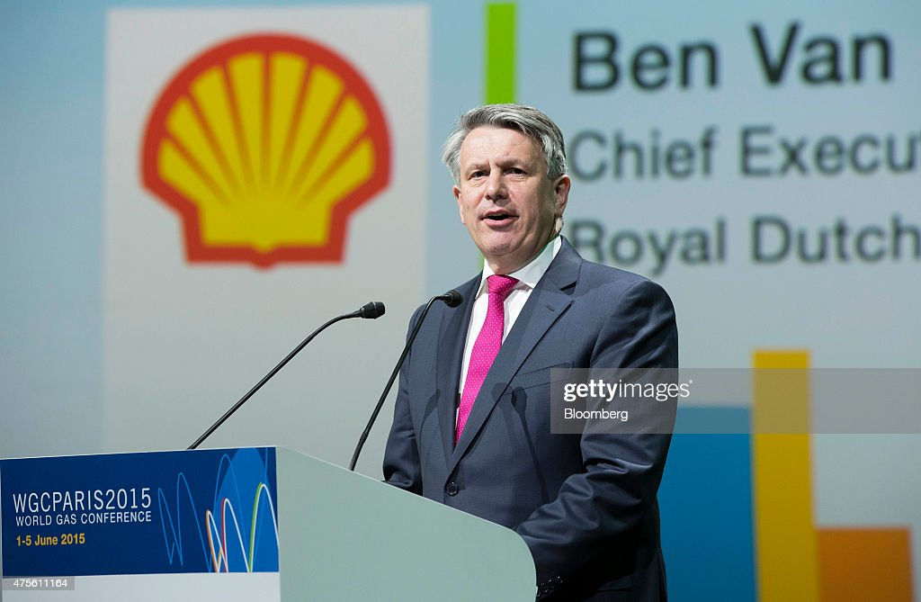 Oil Industry Chiefs Attend World Gas Conference : News Photo