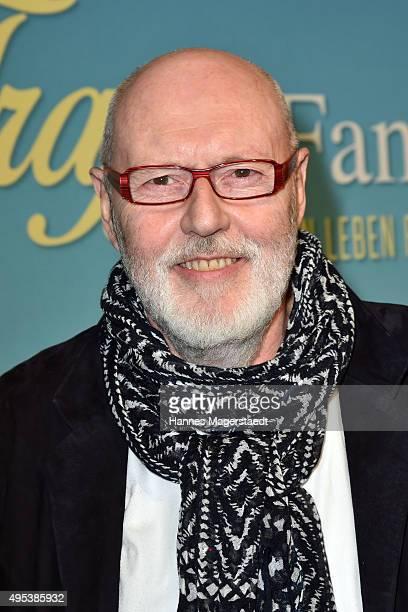Ben Verbong attends 'Die Trapp Familie Ein Leben fuer die Musik' German Premiere at Gloria Palast on November 2 2015 in Munich Germany