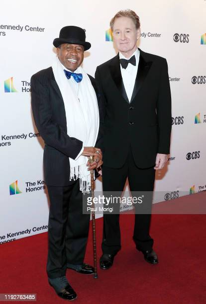 Ben Vereen and Kevin Kilne attend the 42nd Annual Kennedy Center Honors Kennedy Center on December 08 2019 in Washington DC