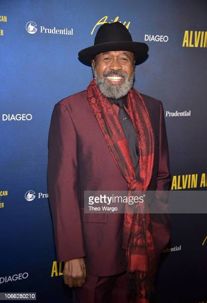 Ben Vereen attends the Alvin Ailey American Dance Theater's 60th Anniversary Opening Night Gala Benefit at New York City Center on November 28 2018...