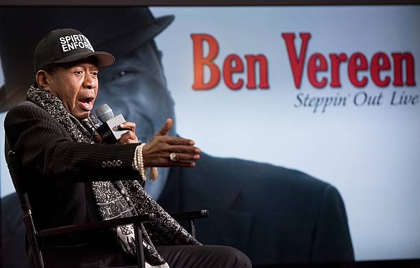 The Build Series Presents Ben Vereen Discussing His Upcoming Concert At 54 Below