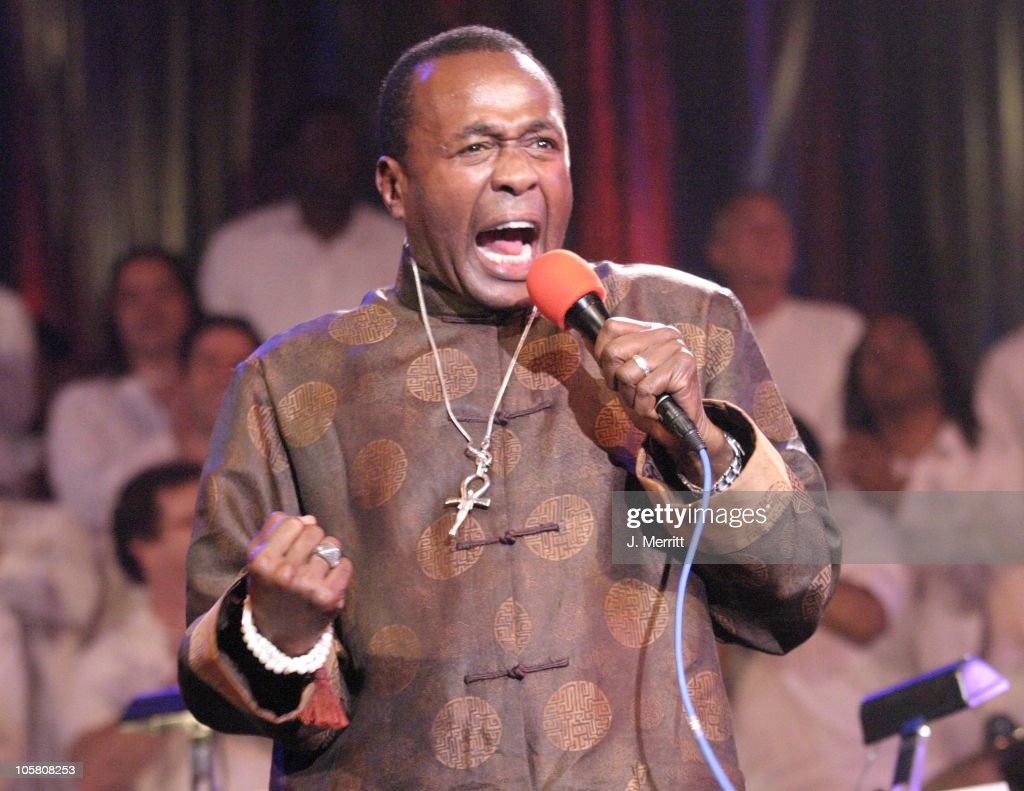 Ben Vereen during Carl Anderson Benefit Concert at Agape International Spiritual Center in Culver City, California, United States.
