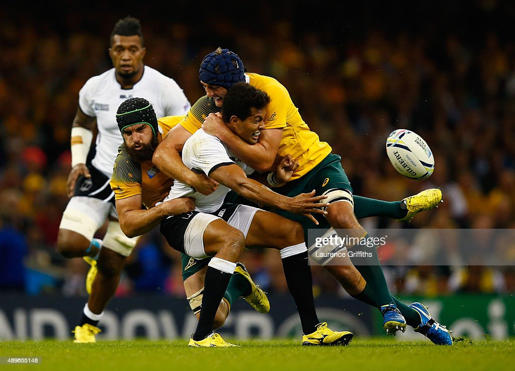 Australia v Fiji - Group A: Rugby World Cup 2015