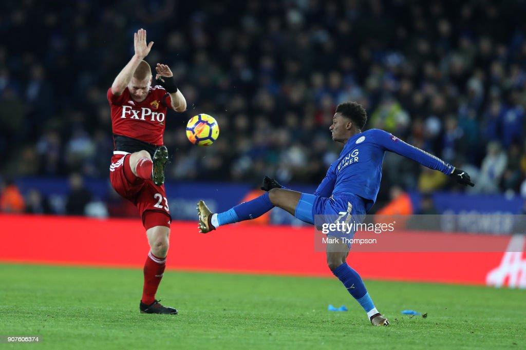 Leicester City v Watford - Premier League : News Photo