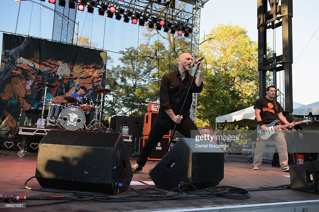 Riot Fest And Carnival 2013 - Day 1 : News Photo