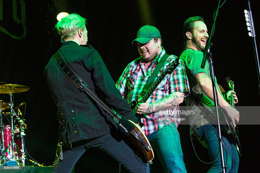 Black Stone Cherry Perform At SSE Arena Wembley